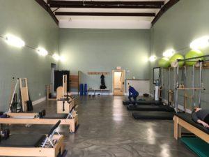Pilates Loft in Charleston South Carolina